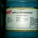 Apple Detergent
