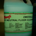 Emerald Floor Cleaner