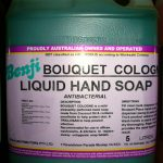 Bouquet Cologne Soap